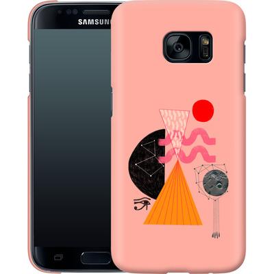 Samsung Galaxy S7 Smartphone Huelle - Sun-Exp von Victoria Topping