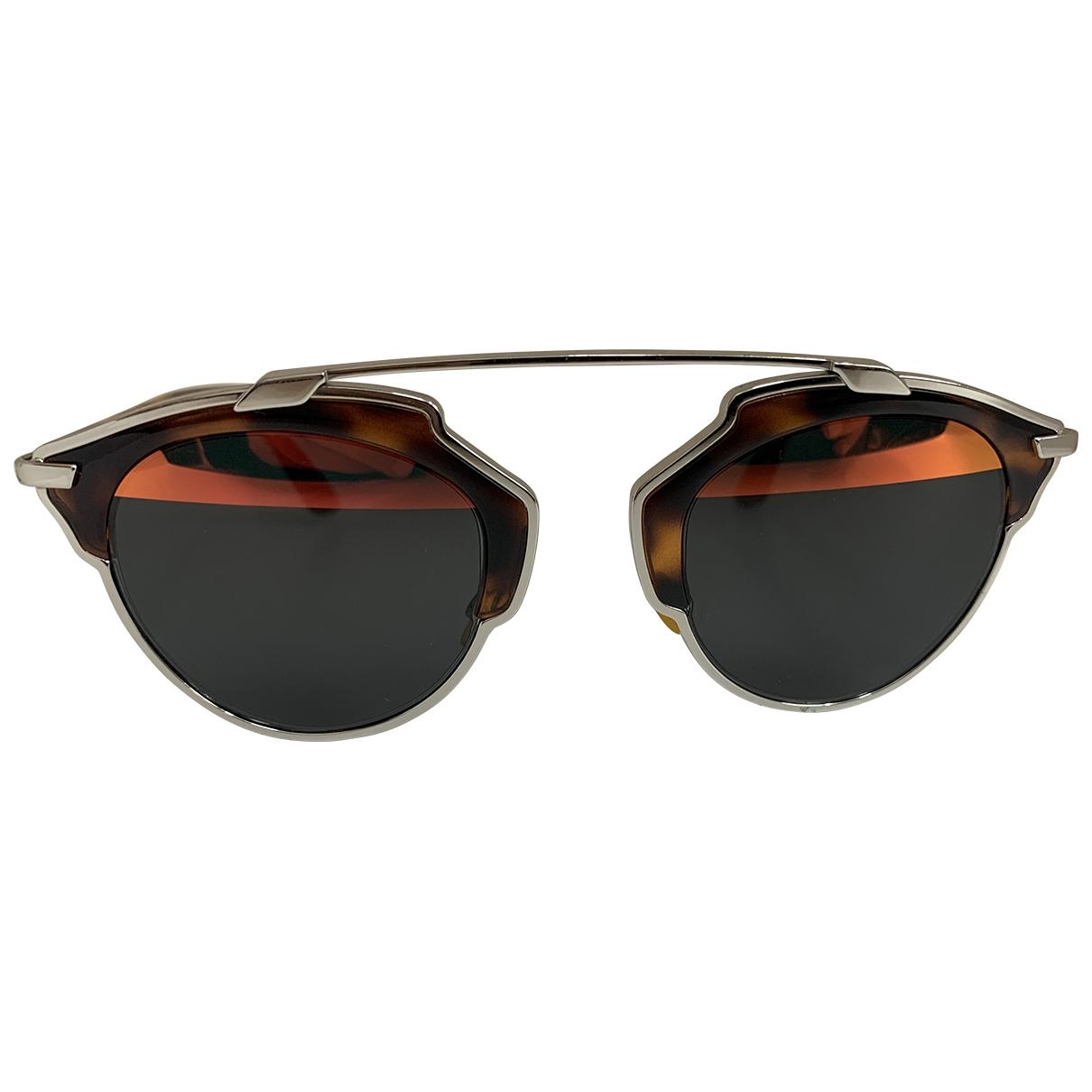 Dior So Real  Multicolour Metal Sunglasses for Women \N