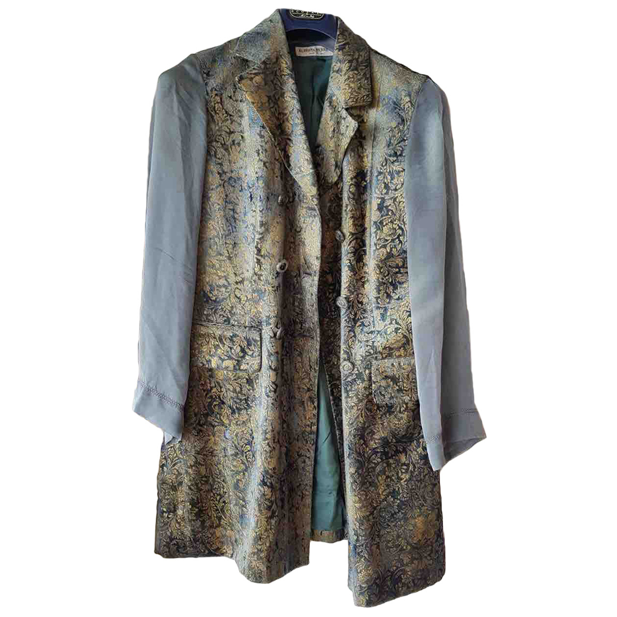 Alberta Ferretti N Silk jacket for Women 42 IT