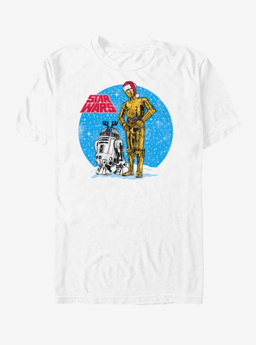 Star Wars Snow Bros T-Shirt