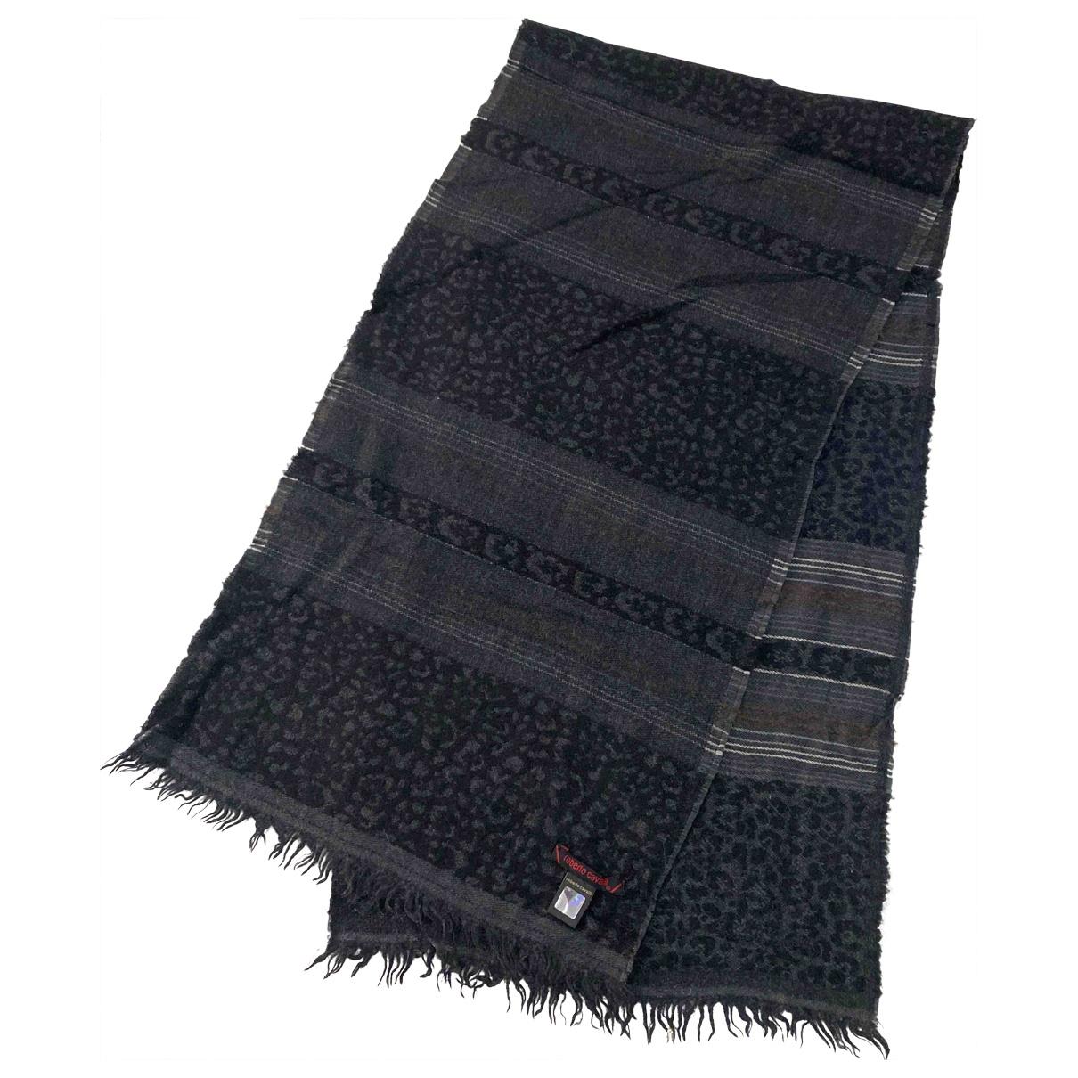 Roberto Cavalli \N Schal in Wolle