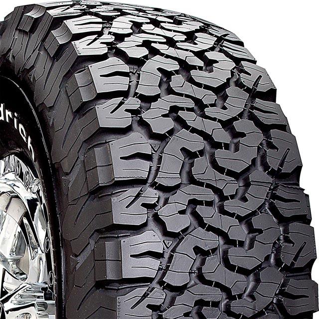 BFGoodrich 69195 All Terrain T/A KO2 Tire LT295/70 R17 121S E1 RWL
