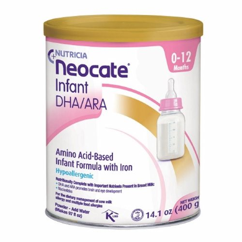Amino Acid Based Infant Formula with Iron - Case of 4 by Nutricia North America