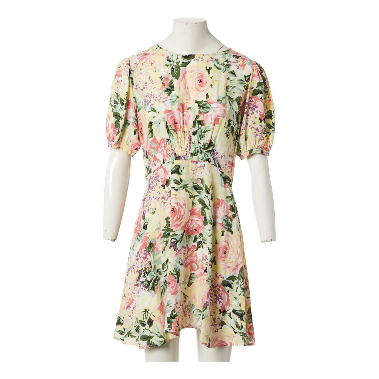 Faithfull The Brand N Multicolour dress for Women 4 US