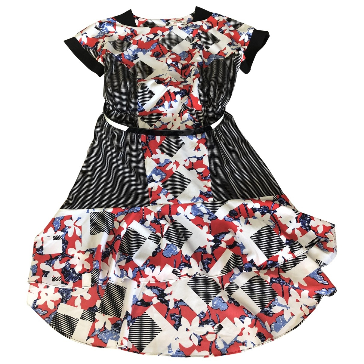 Peter Pilotto \N Multicolour dress for Women 10 US