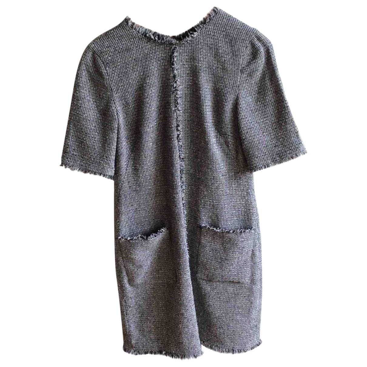 Vestido midi Tweed Lk Bennett