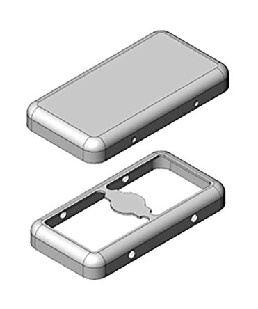 Masach Tech Cover for use with Board Level Shielding, PCB - 22mm Length