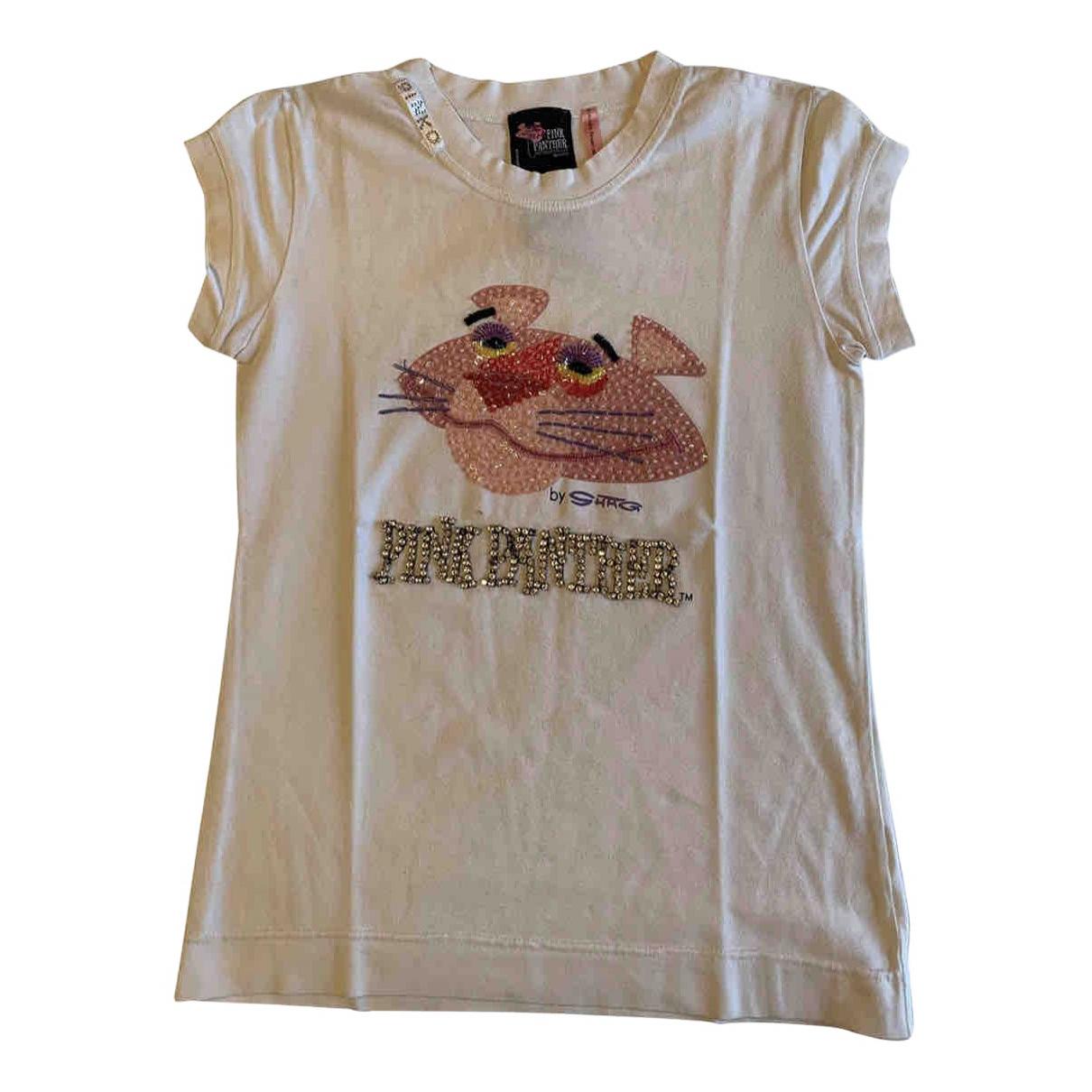 Pinko \N Top in  Weiss Baumwolle