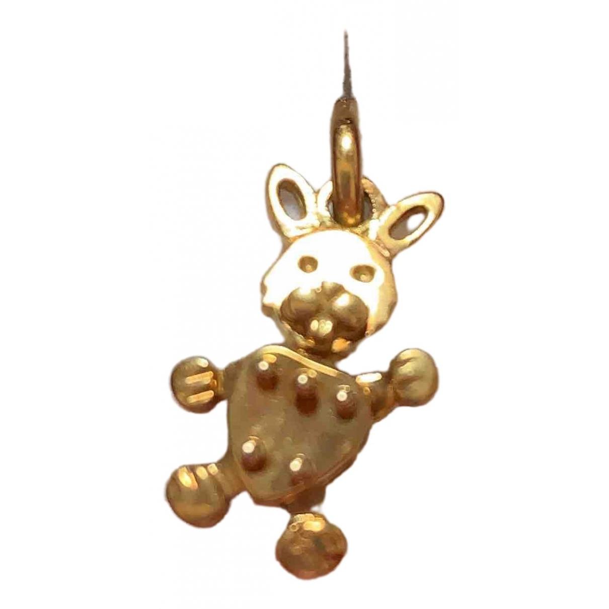 Pomellato - Pendentif Orsetto pour femme en or jaune - dore