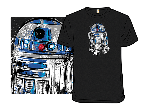More Than A Droid T Shirt