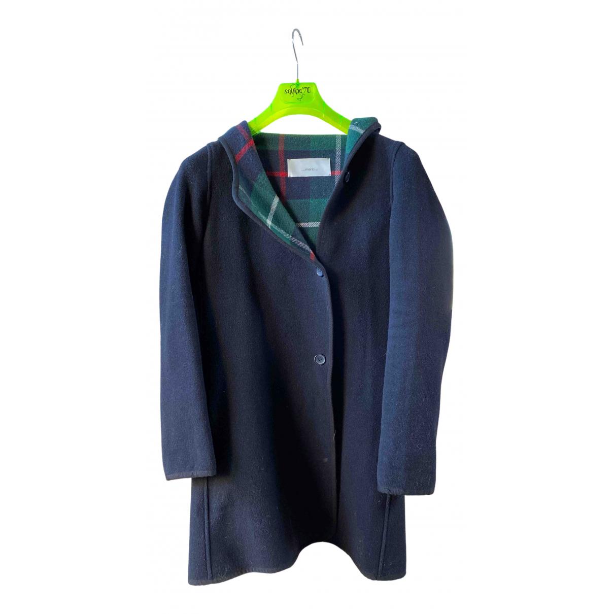 Merci - Manteau   pour femme - bleu