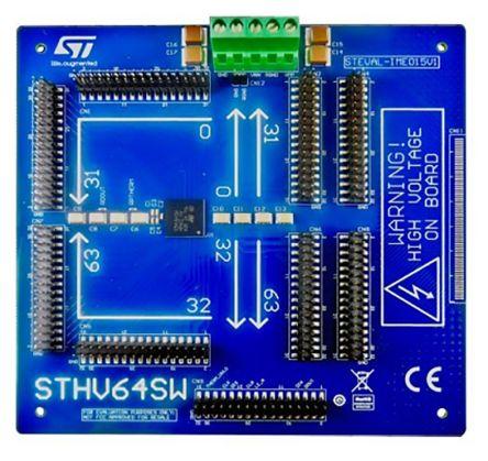 STMicroelectronics STHV64SW Intelligent Power Switch, High Voltage, ±3A, 0 → 200 V, -200 → 0 V, ±100 V (189)