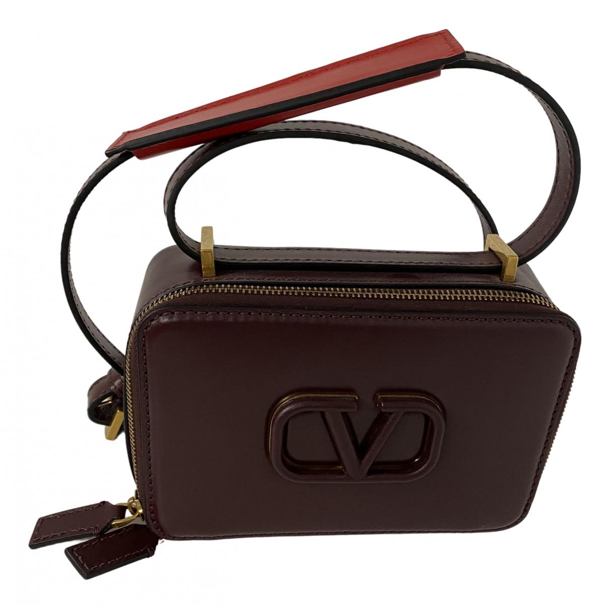Valentino Garavani - Sac a main   pour femme en cuir