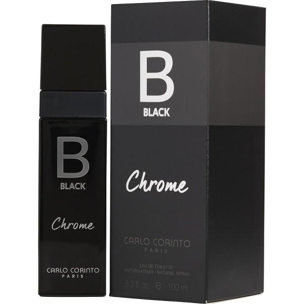 Carlo Corinto Black Chrome - Carlo Corinto Eau de Toilette Spray 100 ml
