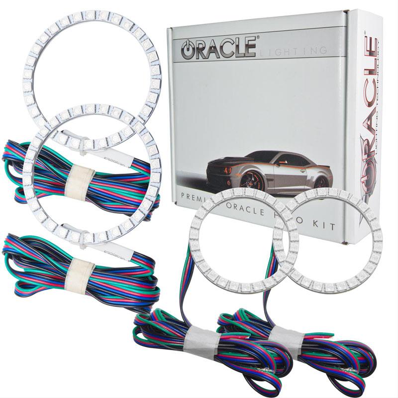 Oracle Lighting 2965-334 Aston Martin Vantage 2007-2012 ORACLE ColorSHIFT Halo Kit