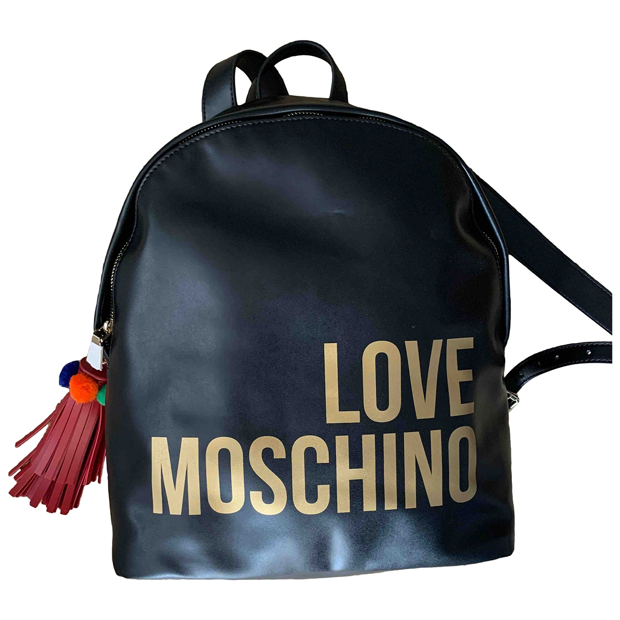 Moschino Love - Sac a dos   pour femme - noir