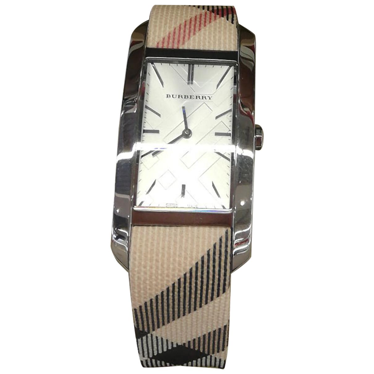 Reloj Burberry