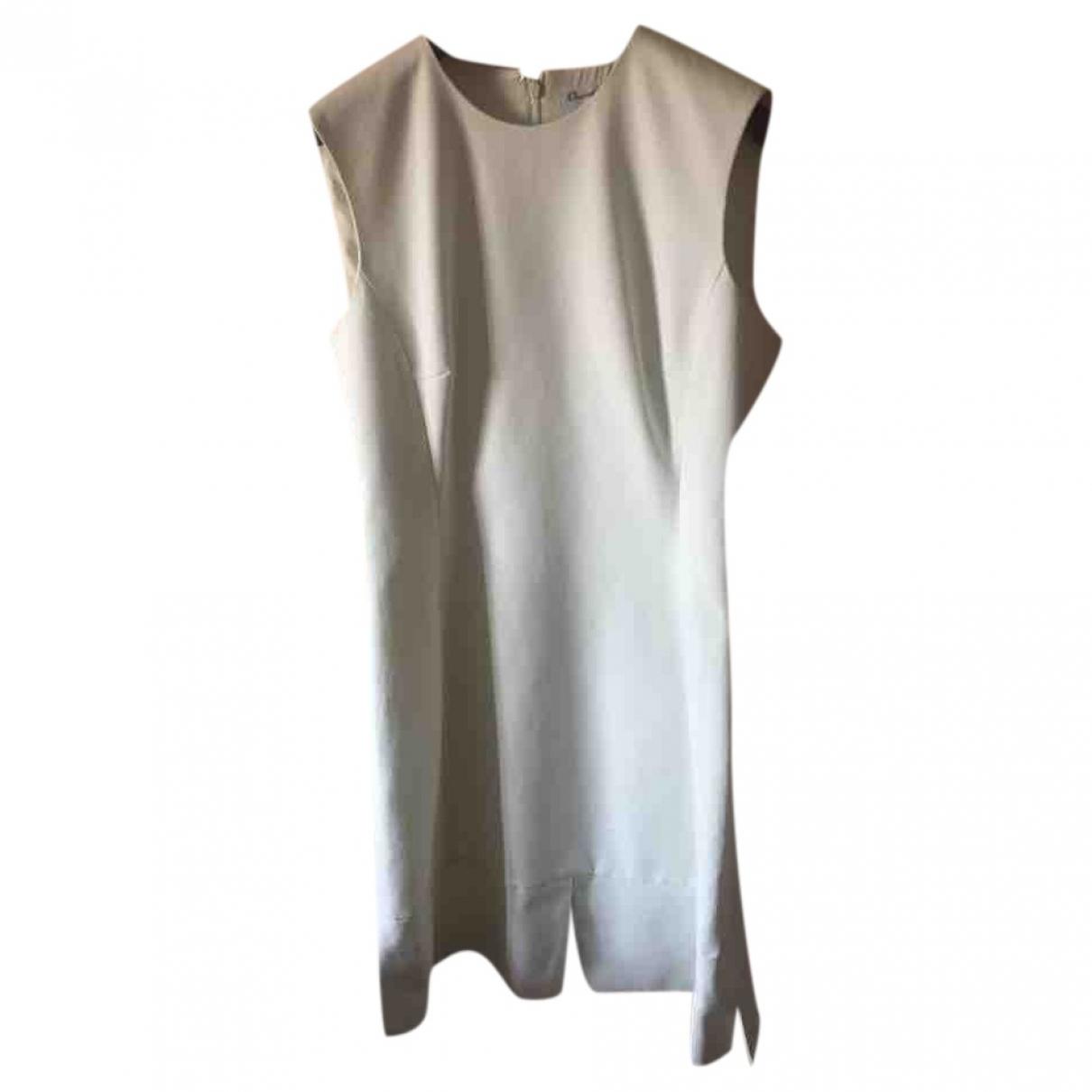 Dior \N Kleid in  Gruen Baumwolle