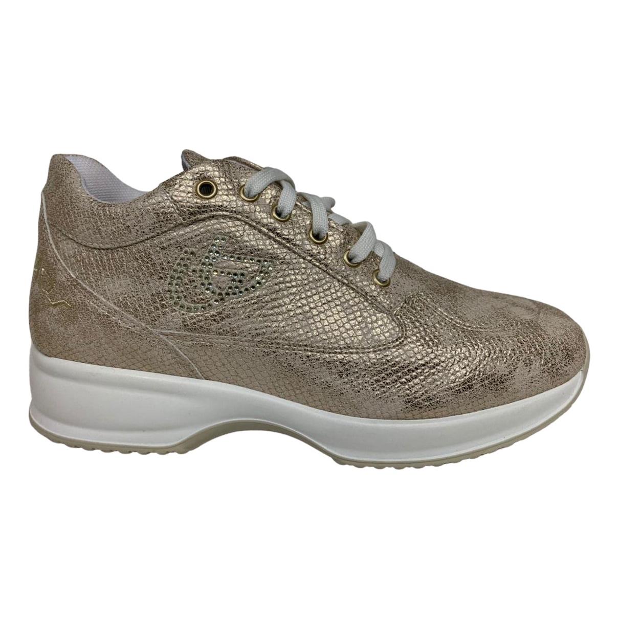 Byblos \N Sneakers in Leder