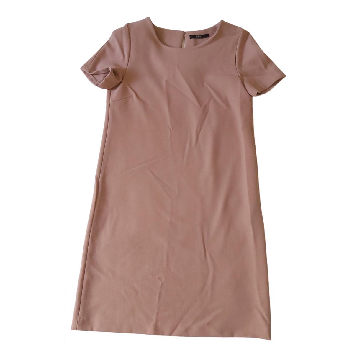Seventy \N Kleid in  Rosa Polyester