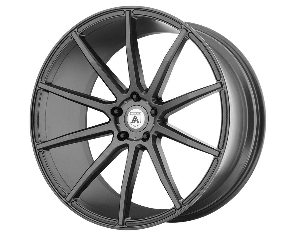 Asanti ABL20-22900032MG Black ABL-20 Aries Wheel 22x9 Blank +32mm Matte Graphite