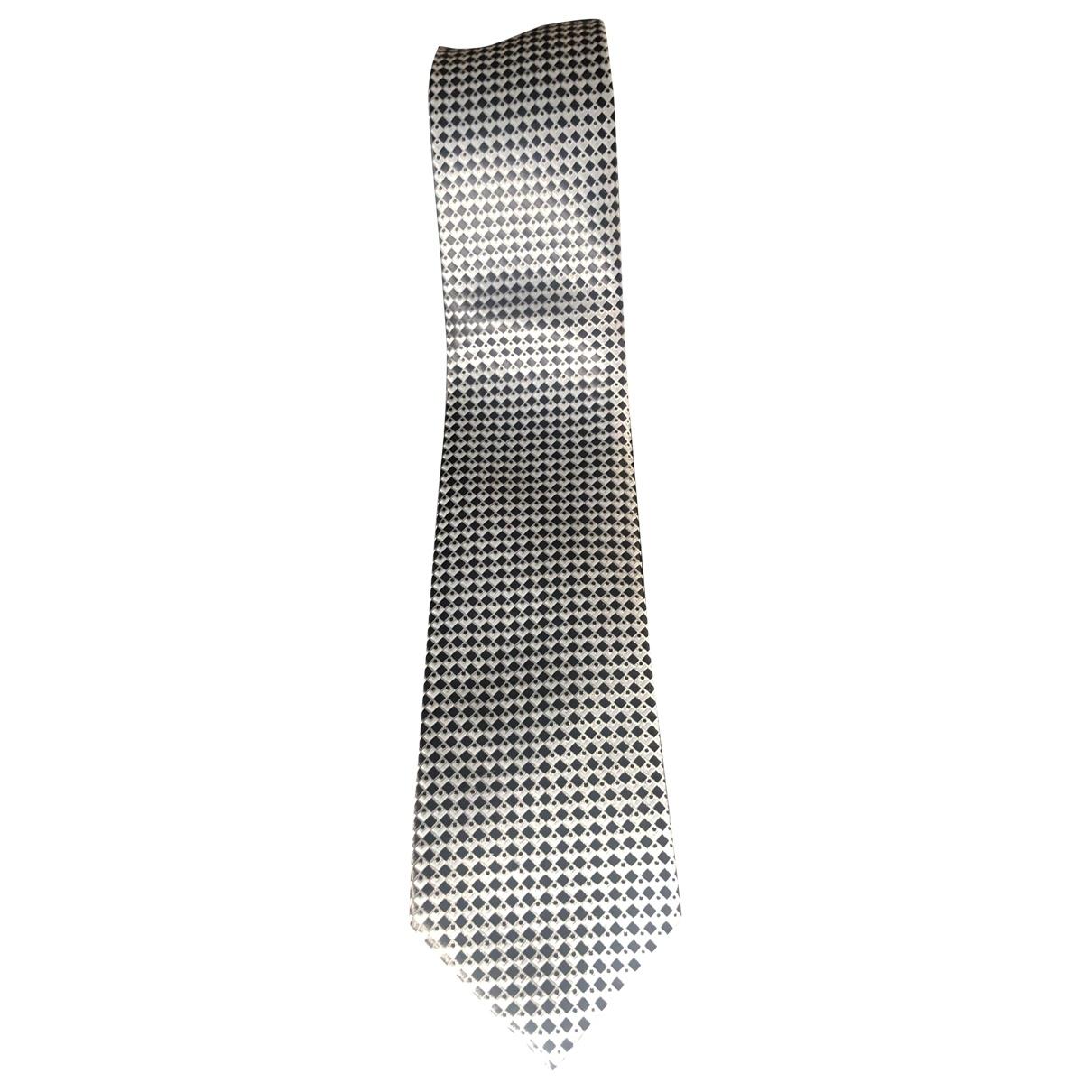 - Cravates   pour homme en soie - multicolore