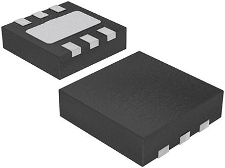 ON Semiconductor N-Channel MOSFET, 51 A, 30 V, 6-Pin DFN  NVMFS4C310NT1G (1500)