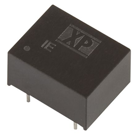 XP Power IE 1W Isolated DC-DC Converter Through Hole, Voltage in 21.6 → 26.4 V dc, Voltage out 12V dc