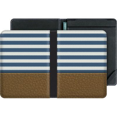 tolino vision 2 eBook Reader Huelle - Nautical von caseable Designs