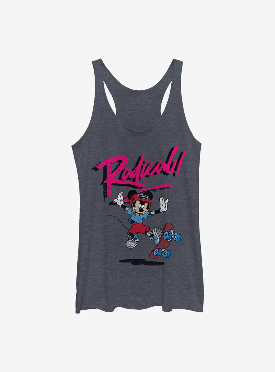 Disney Mickey Mouse Rad Mickey Womens Tank Top