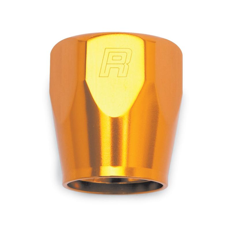 Russell -10 SOCKET. POLISHED AND ORANGE ANODIZED FINISH. QTY OF 2.