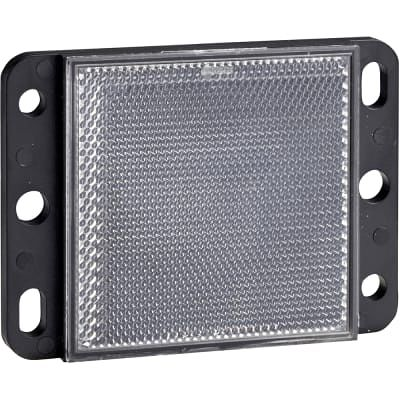 Telemecanique Sensors Sensor Reflector for use with Reflex Photo Electric Sensor, 51 x 51 mm Square