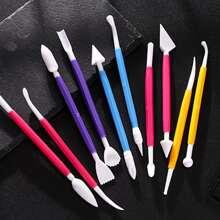 8 piezas cuchillo de arte