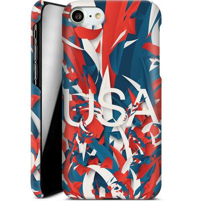 Apple iPhone 7 Smartphone Huelle - Colorful USA von Danny Ivan