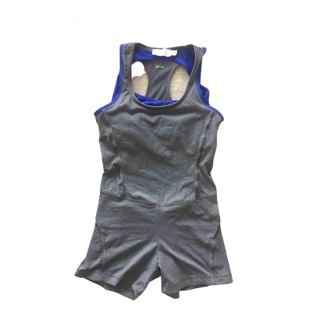 Stella Mccartney Pour Adidas \N Grey jumpsuit for Women M International