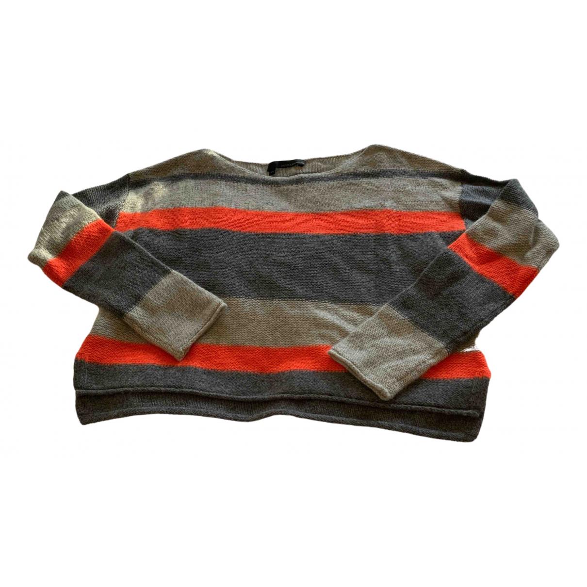 360 Cashmere - Pull   pour femme en cachemire - gris
