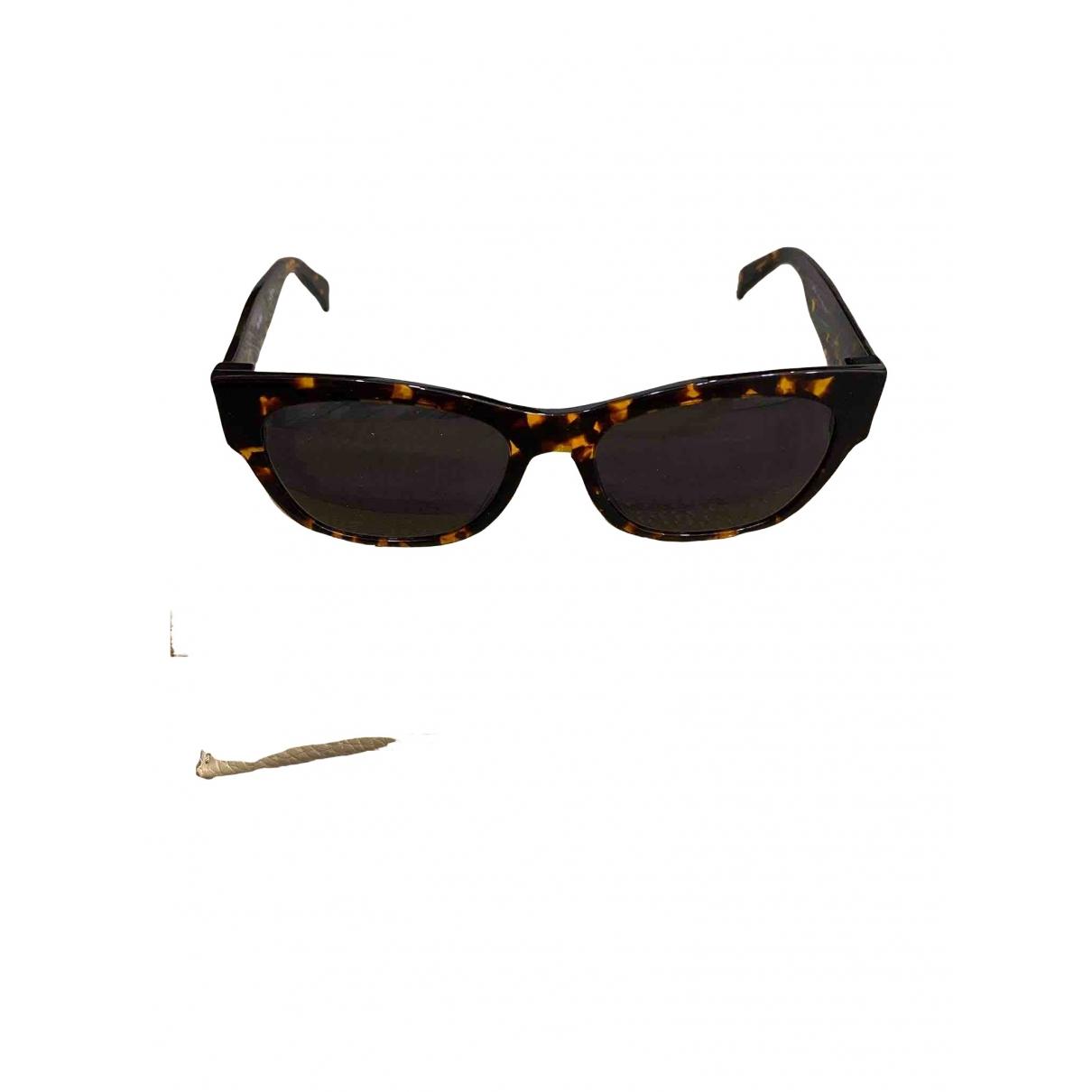 Max Mara \N Brown Sunglasses for Women \N