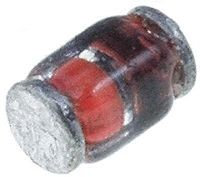 Vishay 20V 200mA, Schottky Diode, 2-Pin MicroMELF MCL103C-TR3 (250)