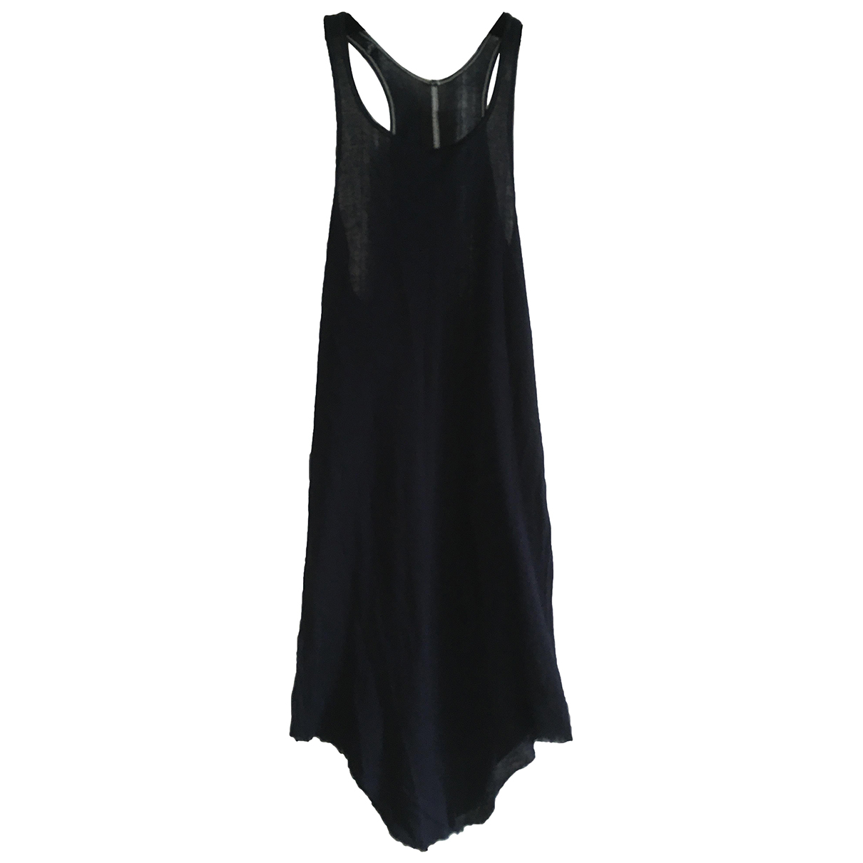 Rick Owens N Blue Cotton  top for Women M International