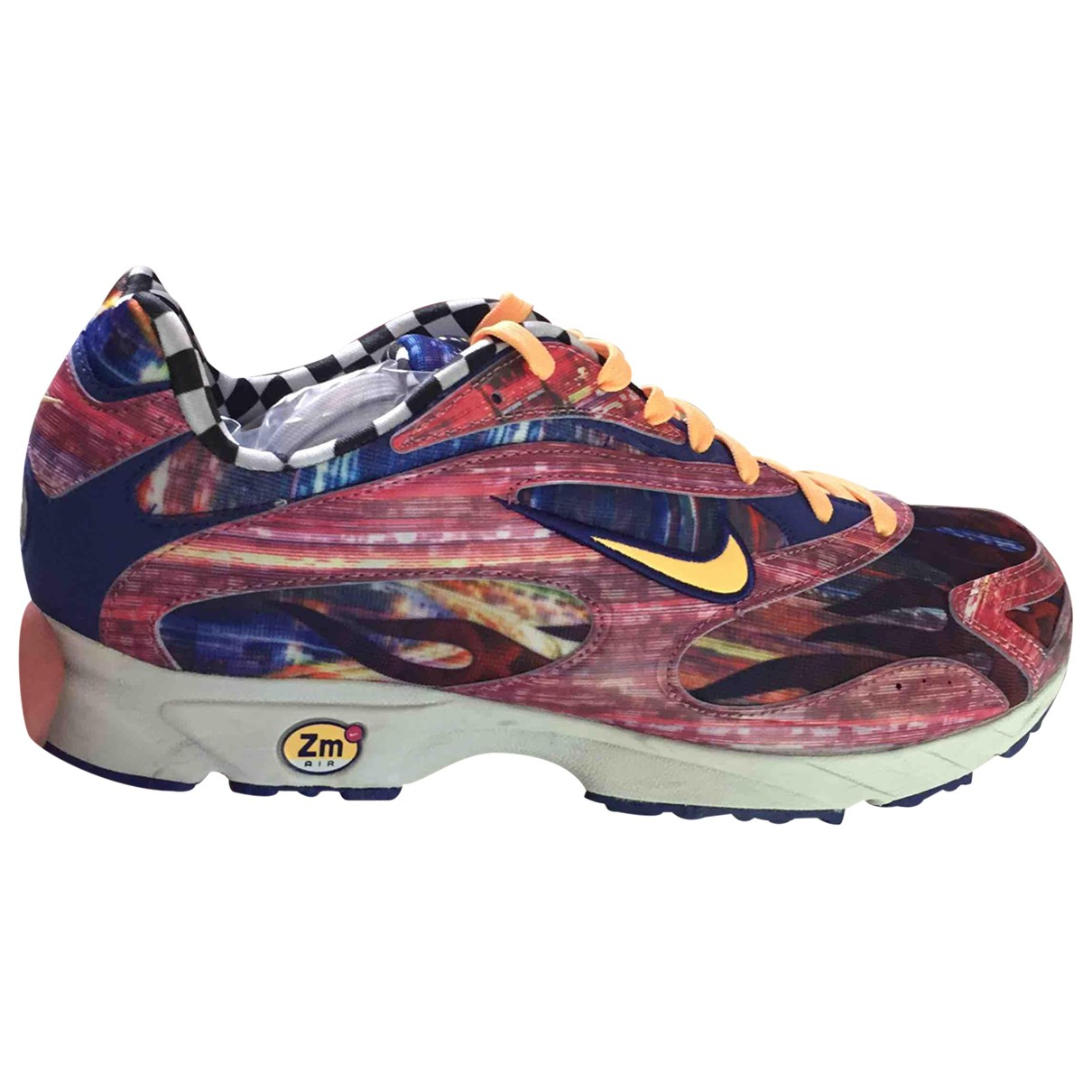 Nike \N Sneakers in  Bunt Kautschuk