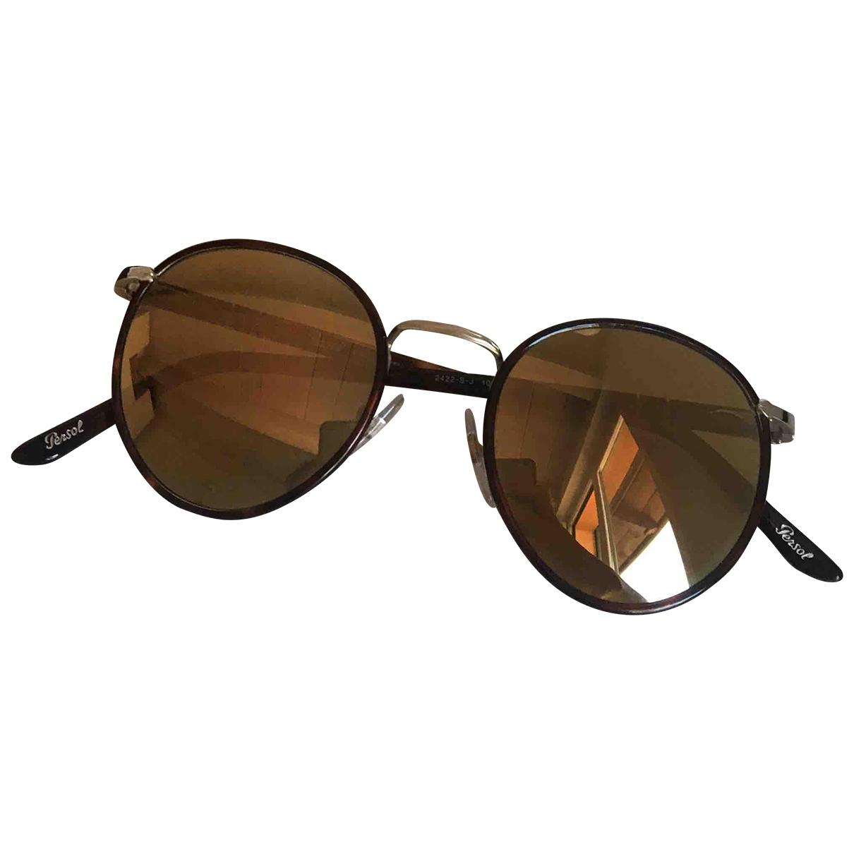 Persol \N Sonnenbrillen in  Bunt Metall