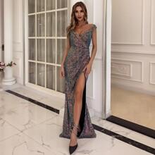 Vestidos Envolvente Glamour
