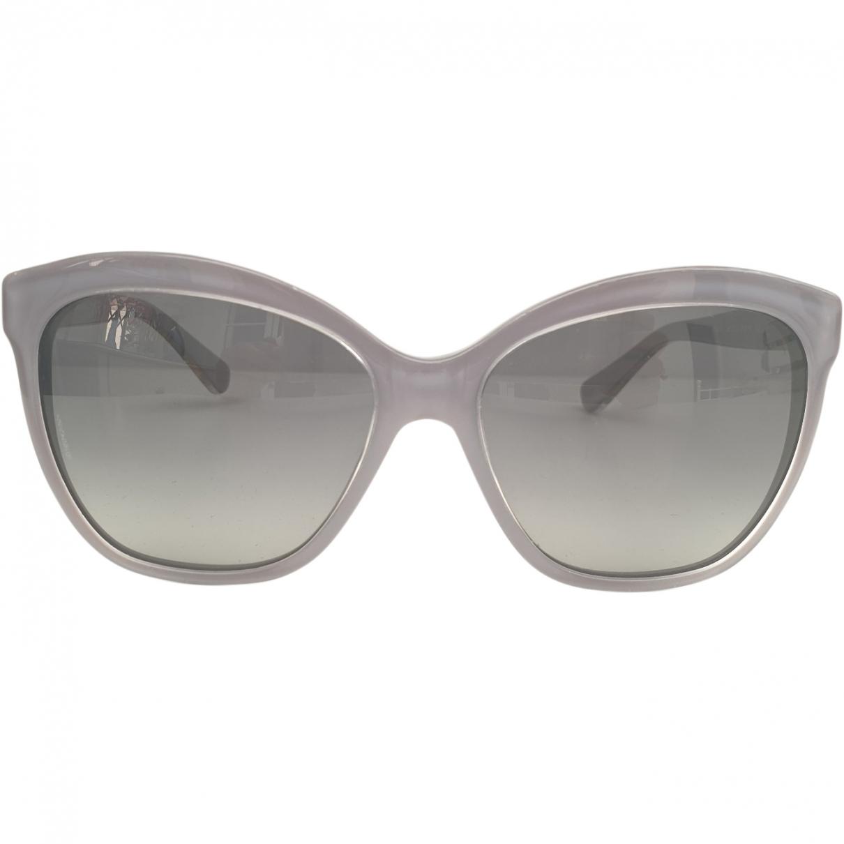 Dolce & Gabbana \N Sonnenbrillen in  Lila Kunststoff