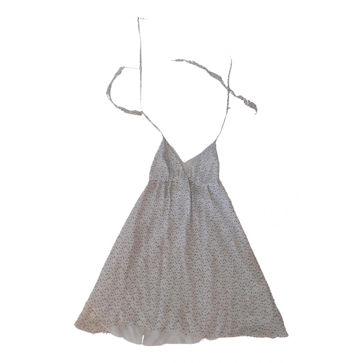 Mini vestido de Seda Band Of Outsiders