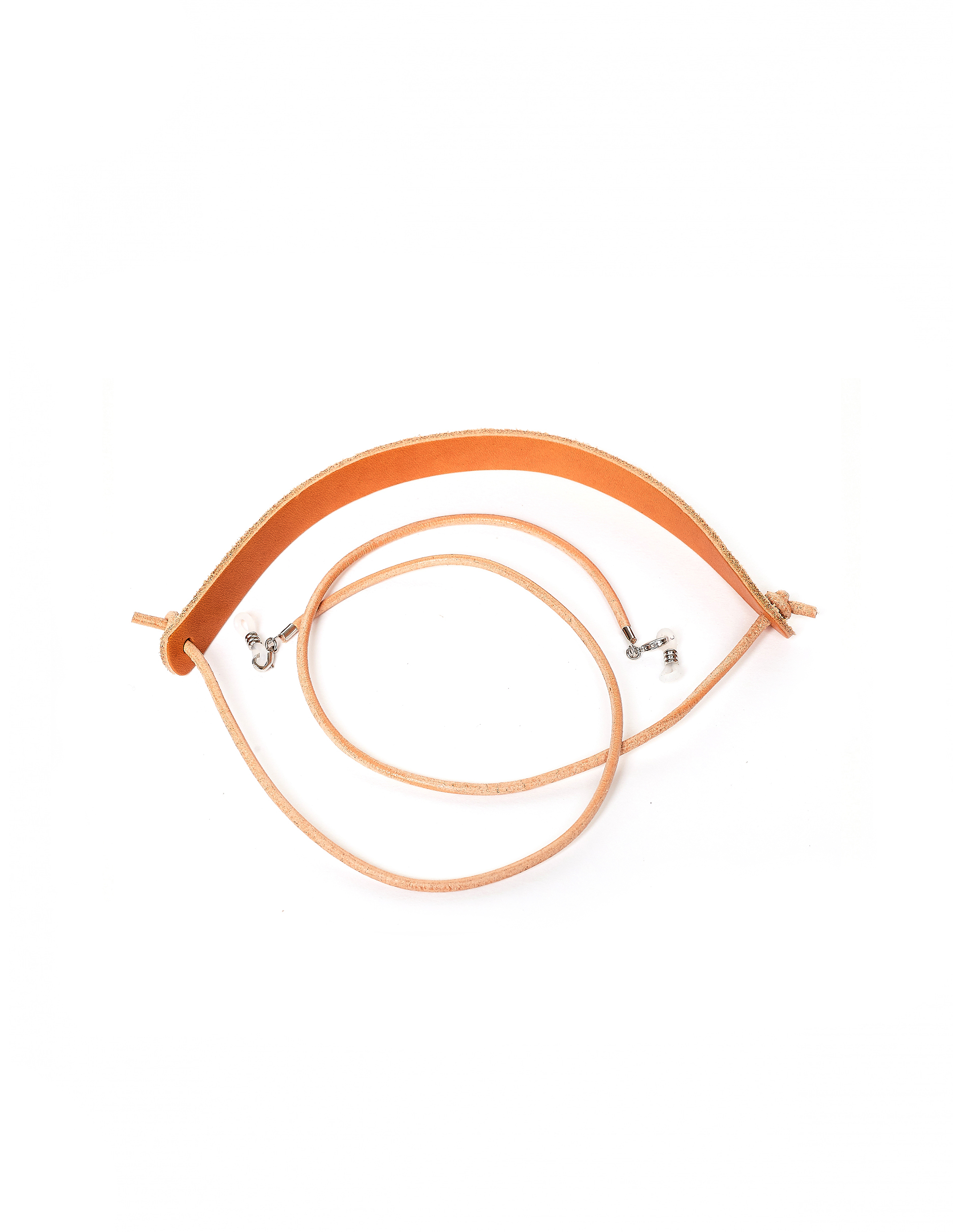 Hender Scheme Natural Leather Glasses Cord