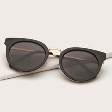 Men Tinted Lens Sunglasses