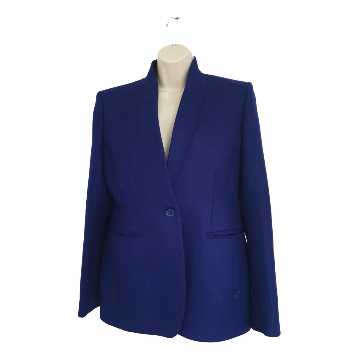Stella Mccartney \N Purple Wool jacket for Women 46 IT