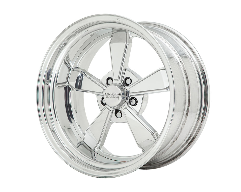 American Racing Forged VF542 Eliminator Wheel 17x8 Blank +0mm Polished