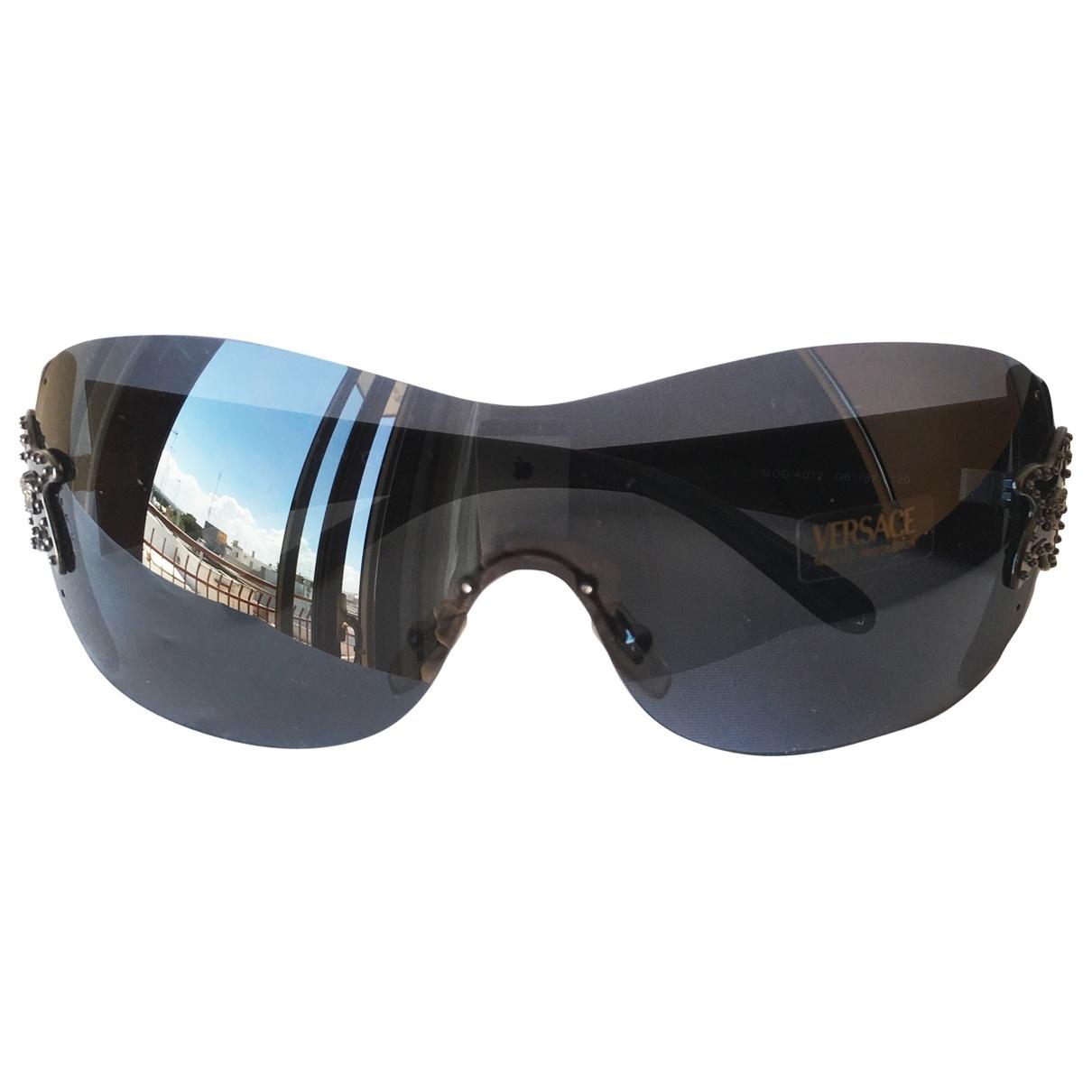 Versace \N Black Sunglasses for Women \N