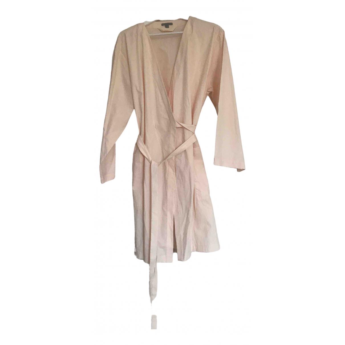 Cos \N Kleid in  Rosa Baumwolle